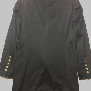 Escada Jackets & Coats - Escada By Margaretha Ley Black Cashmere Blazer